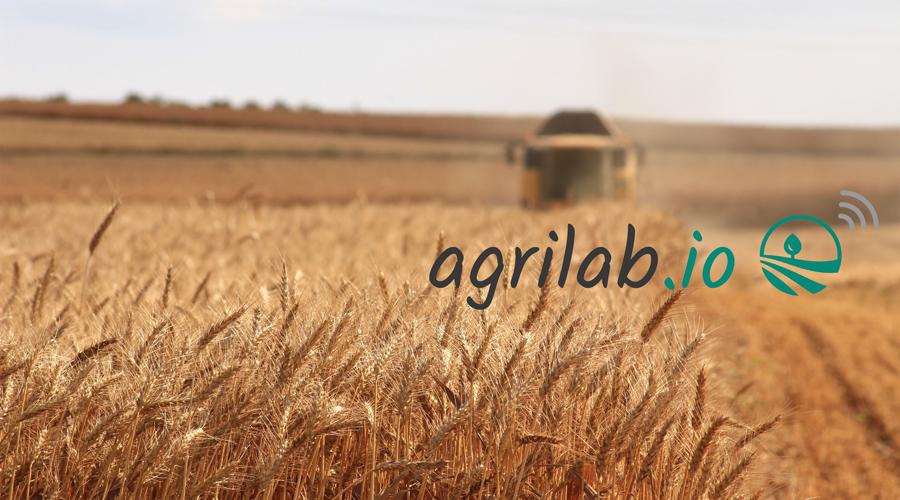 Agrilabio blé silo capteur connecté