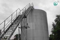 Installer un capteur de niveau sur silo