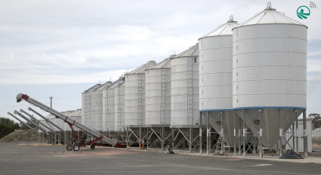 Jauge connectée pour fabricants de silo