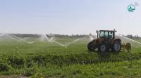 Enrouleurs et irrigation le capteur gps