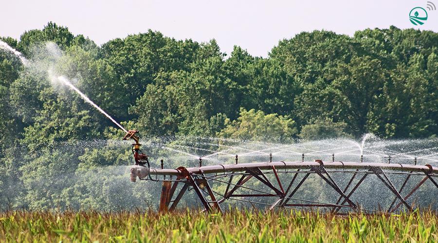 Irrigation capteur gps