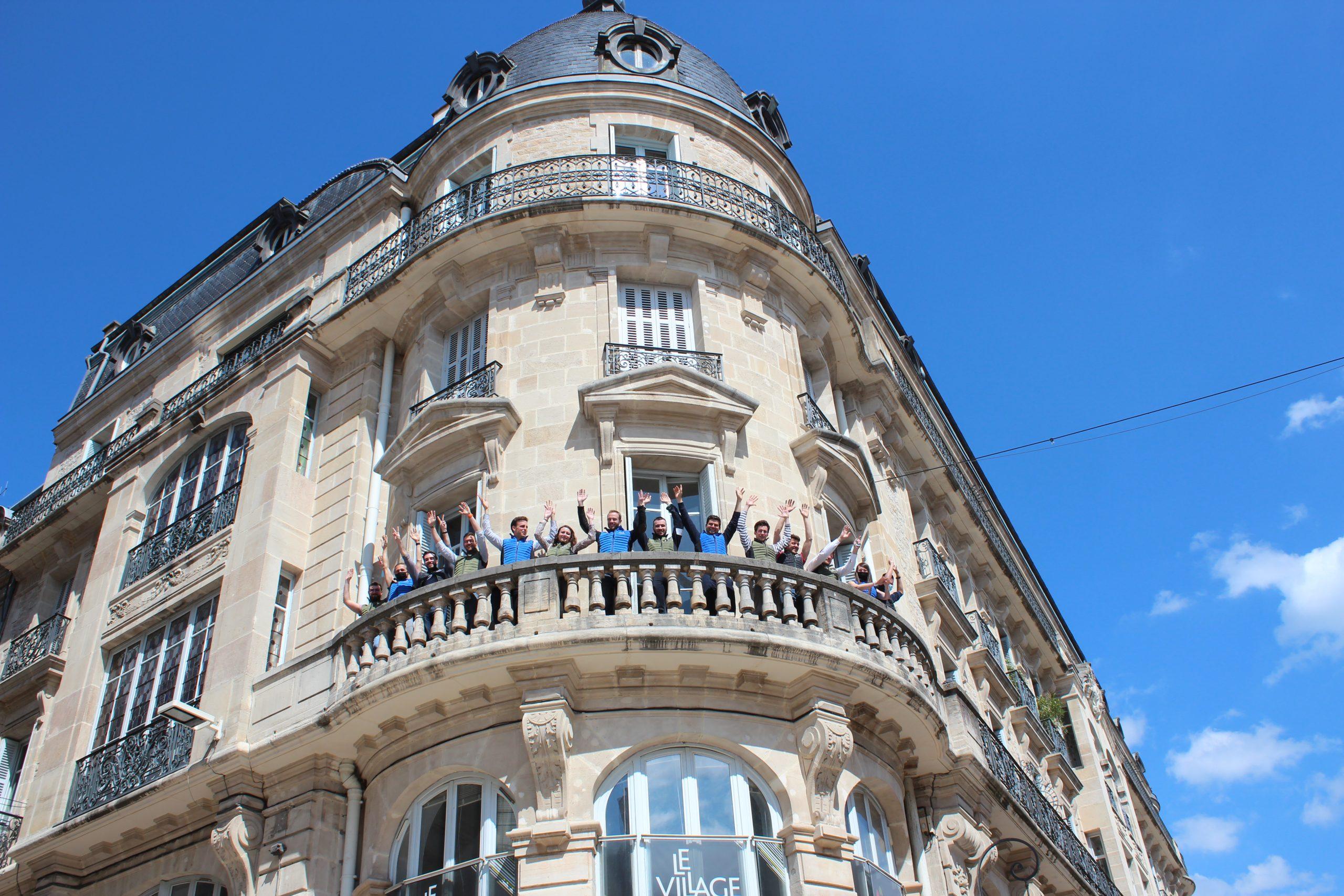 Article Le Bien Public photo immeuble